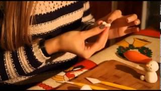 «Ручная работа». Лепка фигурок из мастики (18.10.2013)
