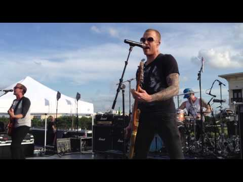 Eve 6 - On the Roof Again (Houston 05.26.13) HD
