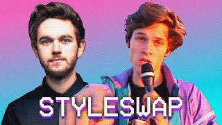 If THE MIDDLE by ZEDD, GREY & MAREN MORRIS was an 80s HIT! | STYLESWAP Mp3