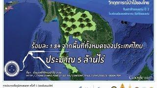 GMC2016 วิกฤตการณ์ป่าไม้ของไทย โรงเรียนเมืองพลพิทยาคม จังหวัดขอนแก่น