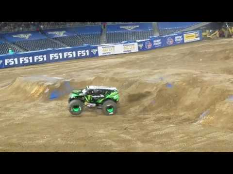 Monster Jam 2017 Pt. 2 Petco Park
