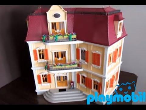Mi gran casa de mu ecas de playmobil juguetes youtube - Gran casa de munecas playmobil ...
