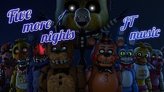 Скачать SFM FNAF Five More Nights JT Music