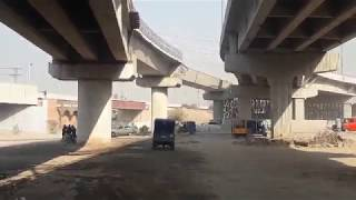 Peshawar | Brt | Metro Bus Project | From Qela Balahesar To Khyber Bazar