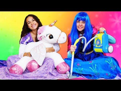 Tolles Video Mit Prinzessin.  2 Folgen Am Stück. Spaß Mit Prinzessinnen.