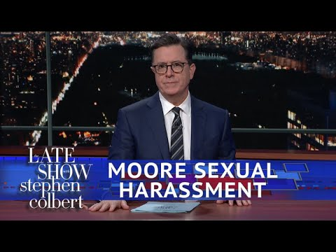Thumbnail: One Week Older, Moore Sexual Harassment