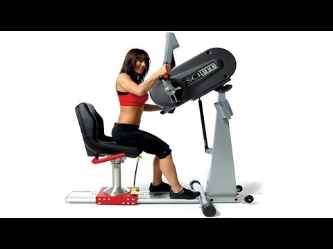 Get Rid Of Flabby Arms In 20 Min Arm Bike Workout