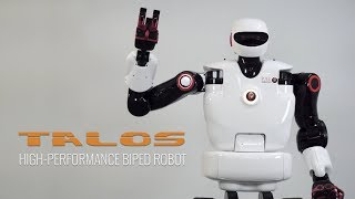 TALOS, the High Performance Biped Robot