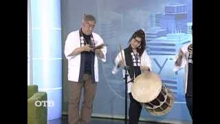 Шоу японских барабанов 34 Кодама Тайко 34 21 05 13