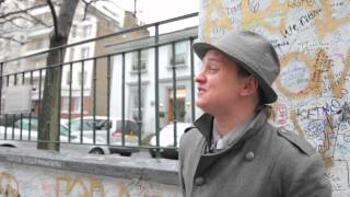 WILFY WILLIAMS - NICOLA - Busking at Abbey Road.