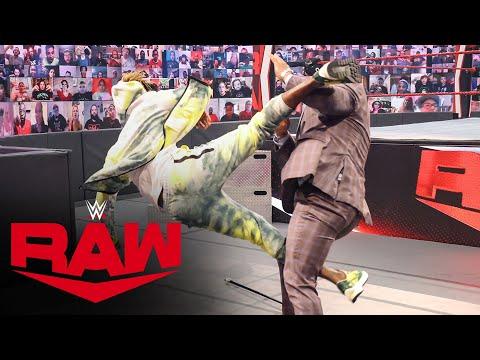 Kofi Kingston brings trouble to MVP's paradise: Raw, June 28, 2021