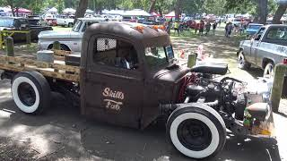 1940 Ford Truck Rat Rod / Hot Rod truck by Skills Fab as filmed by Samspace81  classic 40 RAT Pickup