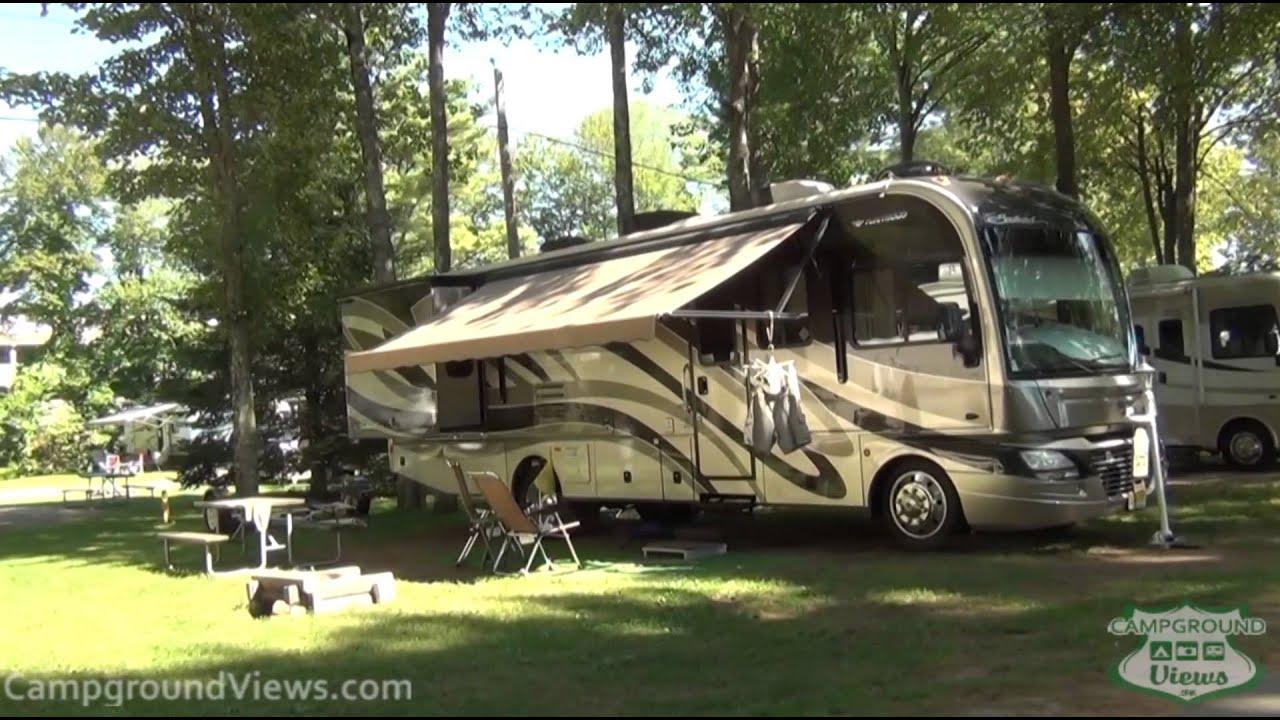 CampgroundViews com - Sea-Vu Campground Wells Maine ME