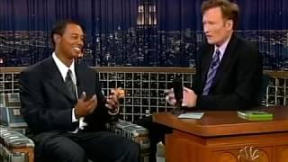 Download Conan O'Brien 'Tiger Woods 9/21/04 Mp3 and Videos