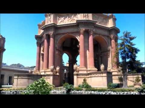 Palace of Fine Arts in San Francisco - Complete Walkthrough