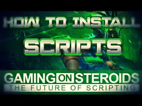 [7.2] How to Install Scripts with Game on Steroid