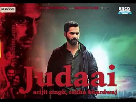Judaai (Chadariya jheeni re jheeni) - Badlapur 2015 - Lyrics Full Hindi Song