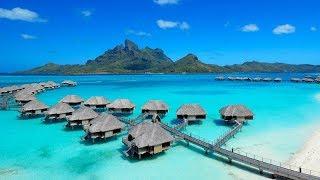 Overwater Villa Tour in Bora Bora!