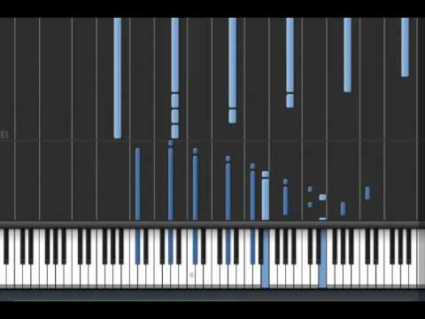 Descent Into Madness Synthesia Piano
