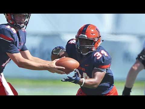 Malcolm Stowe Senior Highlights - Utica College 2018