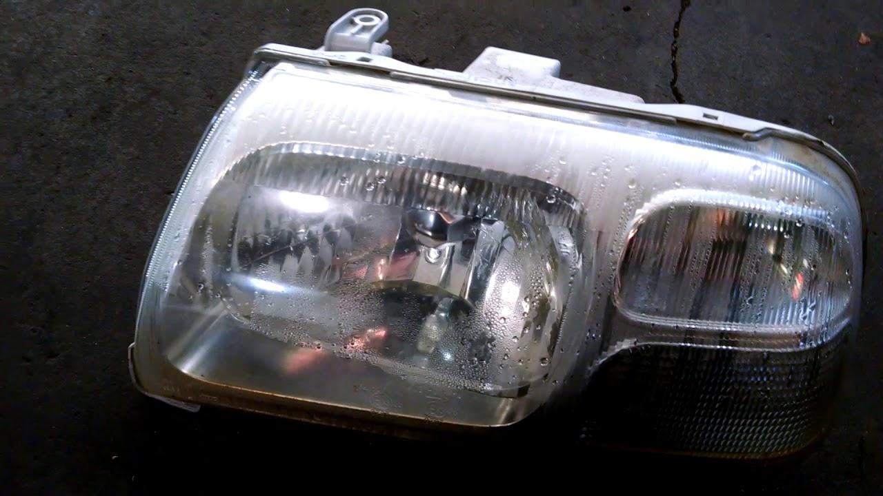 Suzuki Grand Vitara Headlight Bulb Replacement
