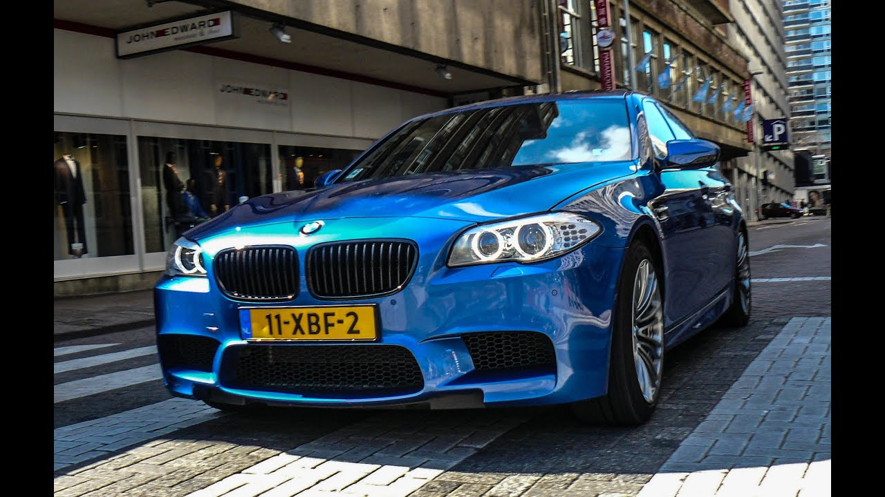 Most obnoxious drivers: Men in blue BMWs, report finds ...