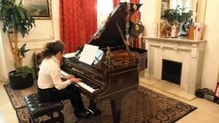 """Max Reger -  """"Weihnachtstraum"""" aus op. 17 """"Aus der Jugendzeit"""" (1902)"""