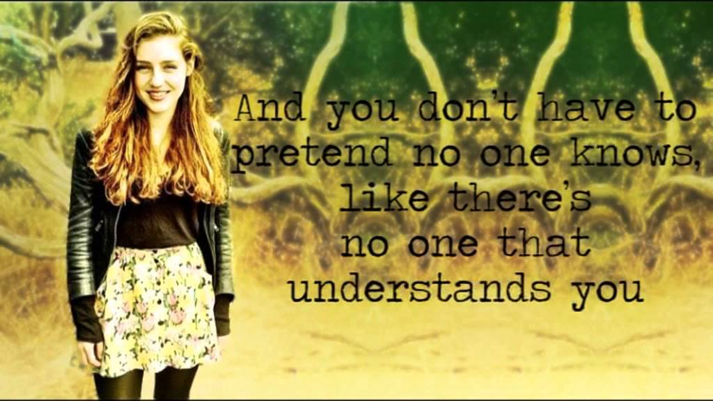 All About You- Birdy [Lyrics] - YouTube