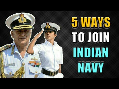 5 Ways To Join Indian Navy As An Officer In 2018 - भारतीय नौसेना कैसे ज्वाइन करें? (Hindi)