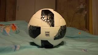 Купив м'яч Adidas telstar