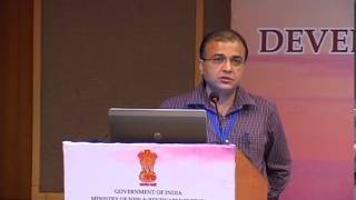 National Consultation on Development of Offshore Wind Energy in India - August 14th, 2013