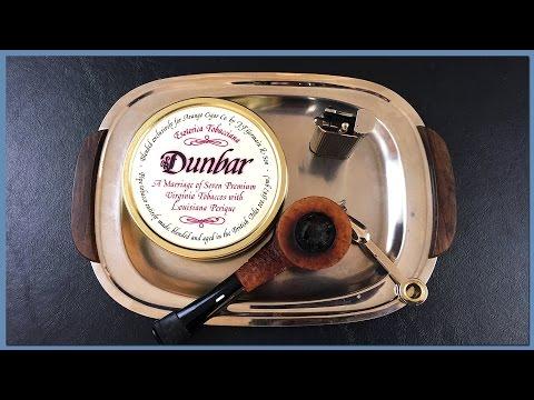 "Pipe Tobacco Review: Esoterica Tobacciana ""Dunbar"""