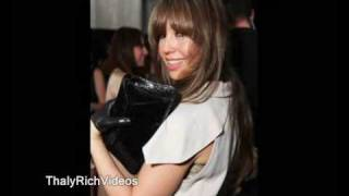 THALIA..NEW PICTURES.....( Mercedes Benz Fashion Show - September 15, 2009 )