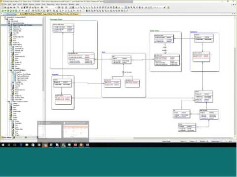ER/Studio Data Architect 2016 and Business Data Objects