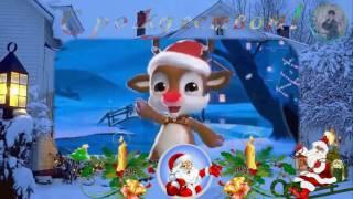 МУЗЫКАЛЬНАЯ ОТКРЫТКА.  С РОЖДЕСТВОМ!! MUSICAL POSTCARDS. MERRY CHRISTMAS!!