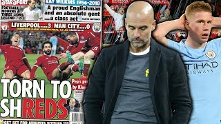 Liverpool 3-0 Manchester City   The Most Embarrassing Night Of Pep Guardiola's Career!   #UCLReview