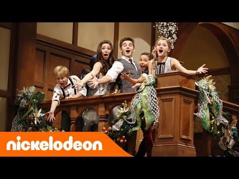 Ho Ho Holiday | Natale con le star di Nick | Nickelodeon