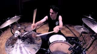 Iggy Azalea - Work | Matt McGuire Drum Cover