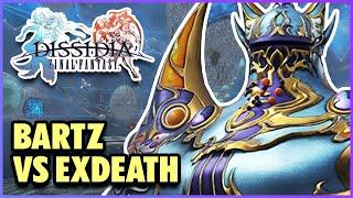 Destiny Odyssey V-5 (Bartz vs Exdeath) - Final Fantasy: Dissidia (US Version)