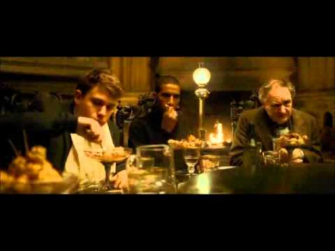 Harry Potter and The Half Blood Prince - Slughorn Laugh ...