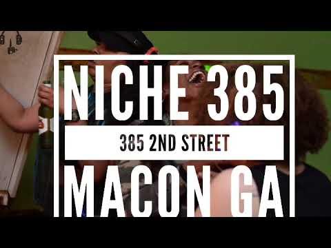 Macon Trap And B radio add