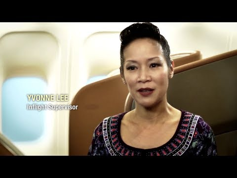 The Singapore Airlines Service: Going the Extra Mile