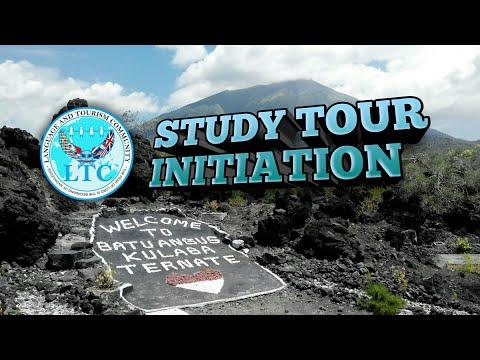 LTC STUDY TOUR - First Tour Plan