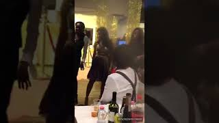 Video Pretty Cameroonian lady falls, dies while dancing at a party in Zurich, Switzerland download MP3, 3GP, MP4, WEBM, AVI, FLV April 2018