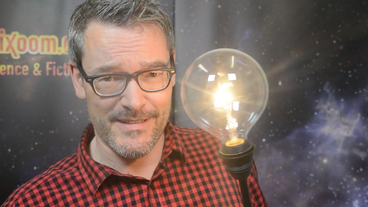 Warum Habe Ich Dielampe Geklaut Clixoom Science Fiction Youtube