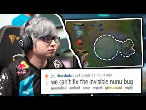5 Bugs NEVER FIXED In League of Legends