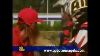 Violetta 2:Leon Salva Violetta