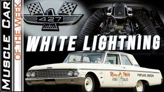 Ford Factory Lightweight Muscle Cars - Muscle Car Of The Week Video Episode 344