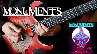 MONUMENTS - Animus (Cover) + TAB