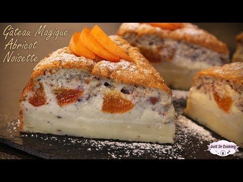 recette-de-gâteau-magique-abricot-noisette